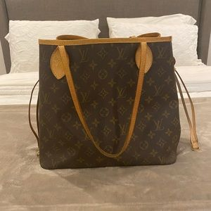 Authentic Louis Vuitton Monogram MM Used